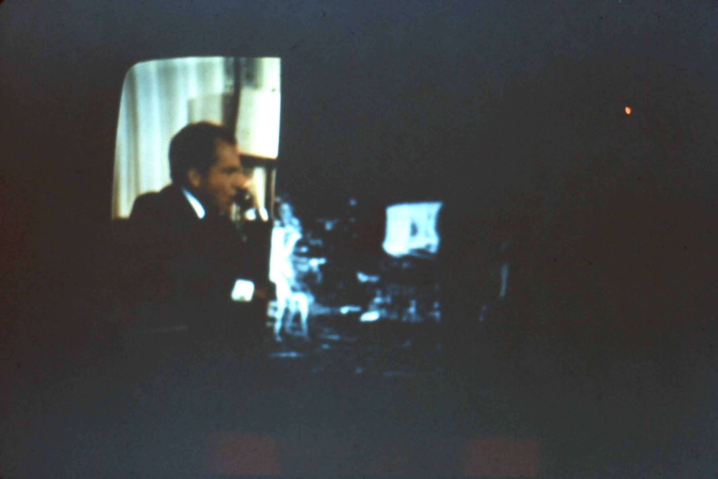 Nixon Moon Chat