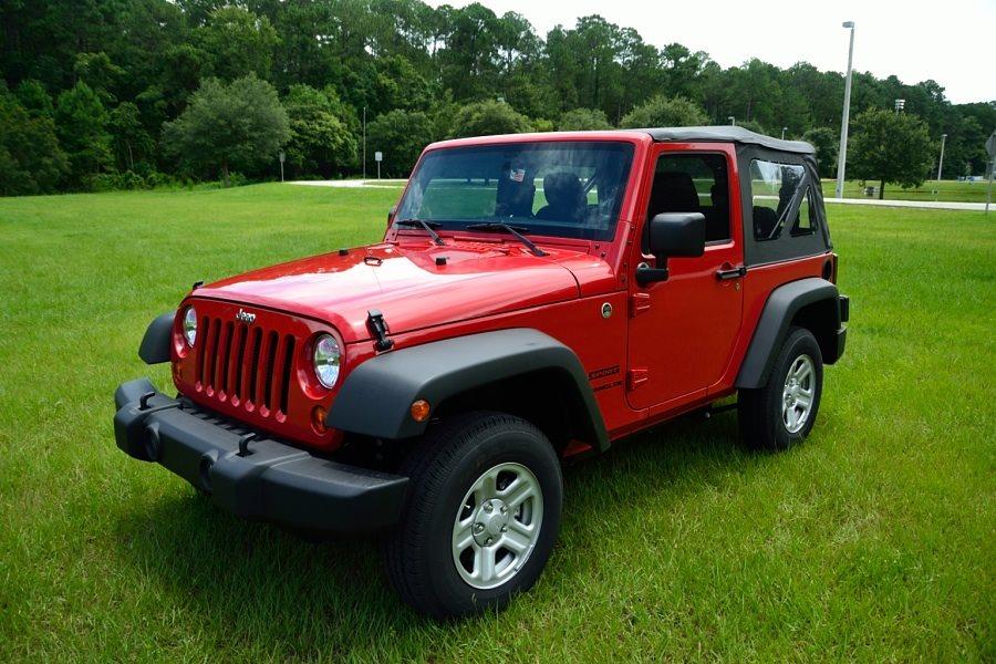Tia's Jeep