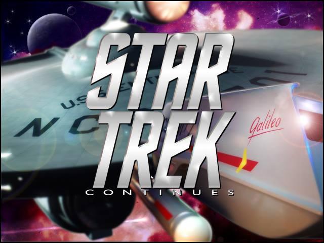 StarTrekContinues