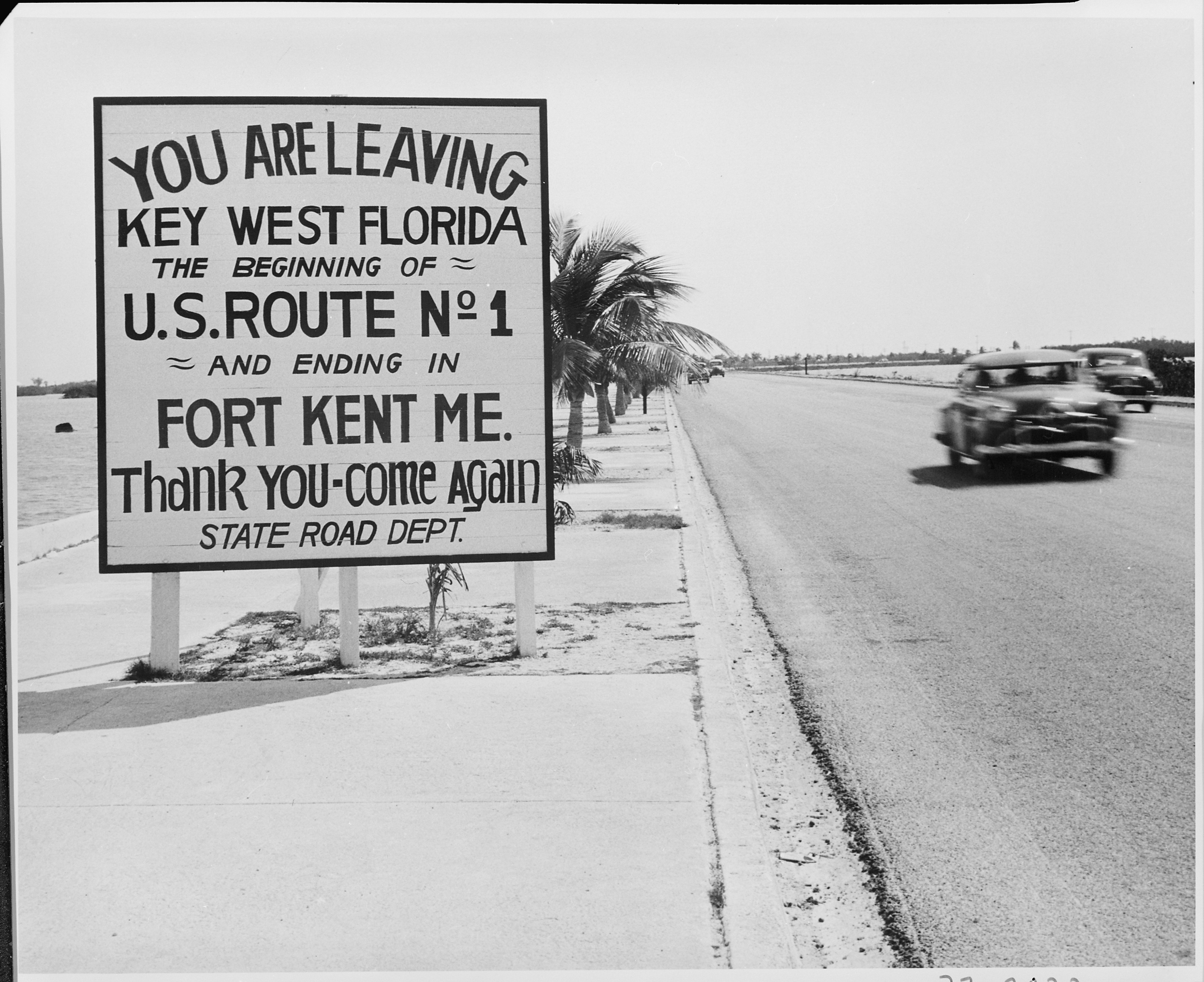 US-1 in the 50s
