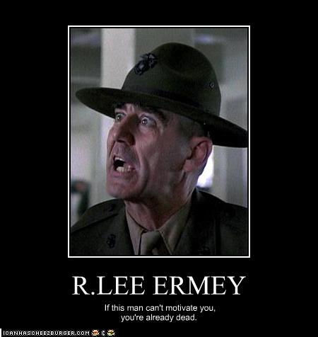 R Lee Ermey  Meme Generator